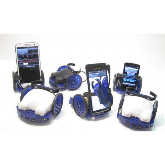 Wheelphone robot