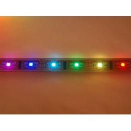 Wasserdichter, digitaler LED-Streifen mit 32 LEDs/Meter