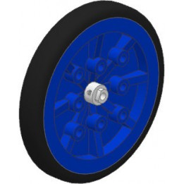 Pack of Two 96 mm Wheels