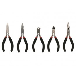 5PC MINI PLIER SET