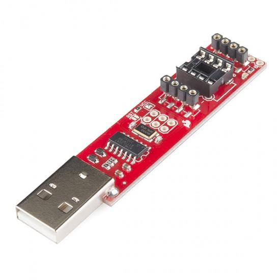 Tiny AVR Programmer