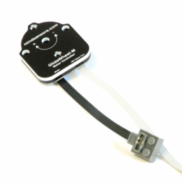 GlideWheel encoder for PowerFunction motors for Lego Mindstorms NXT