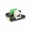 Relay driver for Lego Mindstorms NXT