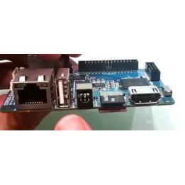 Odroid XU4 Board, Cortex A15 & A7 2 GHz
