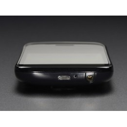Drahtloses Universal-Ladegerät Qi MicroUSB 85 mm Reverse