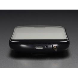 Drahtloses Universal-Ladegerät Qi MicroUSB 20 mm Reverse