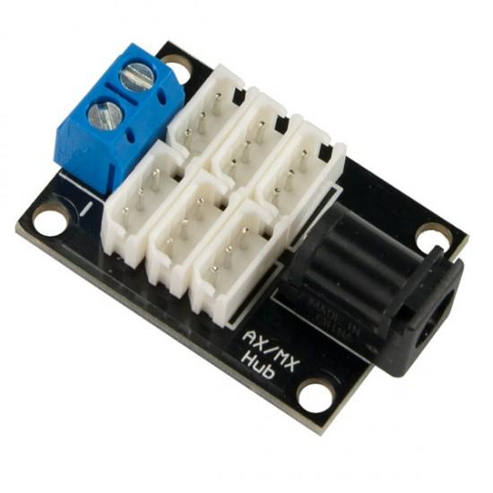 6 Port AX/MX Power Hub