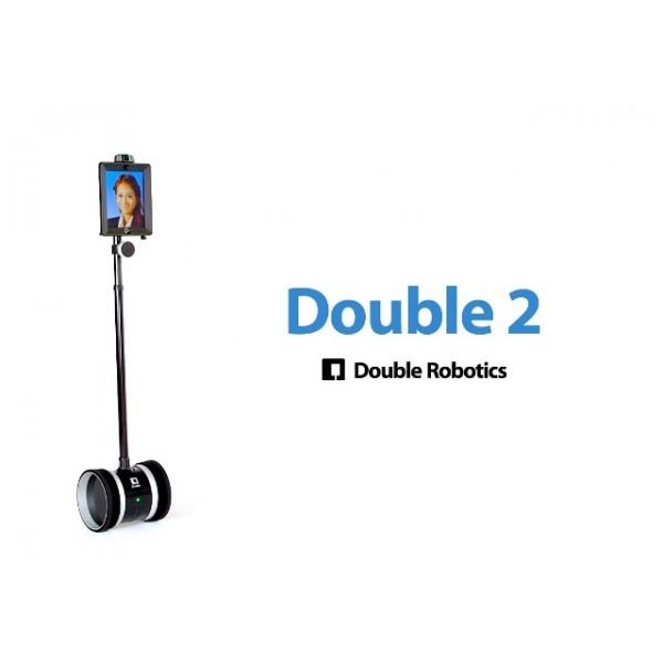 Telepräsenzroboter Double 2 - kompatibel mit iOS