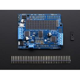 Adafruit Motor, Stepper, Servo Shield for Arduino v2 Kit