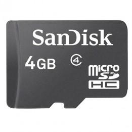 4 GB Micro-SD-Karte