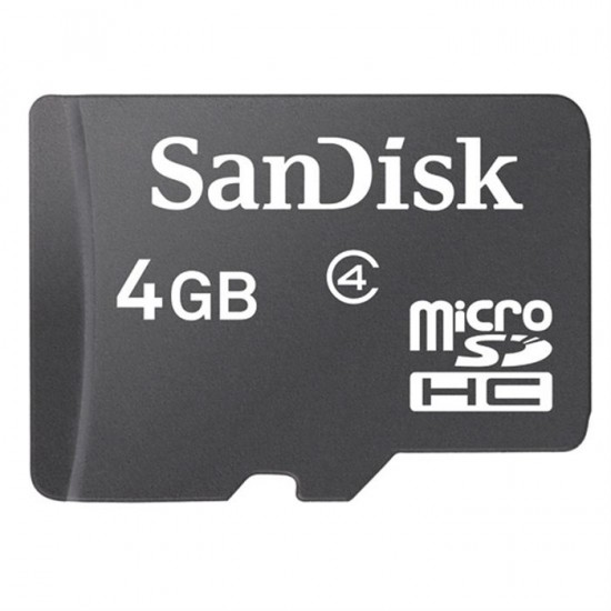 4GB Micro SD card
