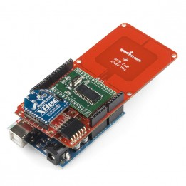 Shield d'évaluation RFID Sparkfun 13.56MHz