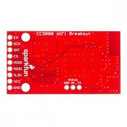 Platine WiFi Breakout - CC3000