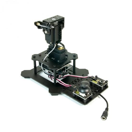 RobotGeek Desktop RoboTurret