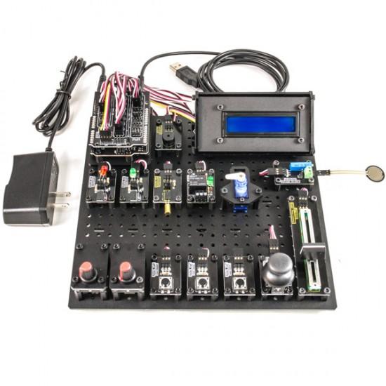 Kit d'expérimentation Arduino Basic+ RobotGeek