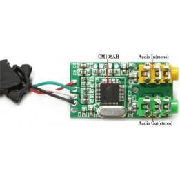 Adaptateur USB Audio