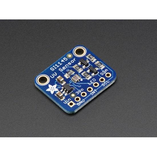 Sensor für sichtbares, UV- und IR-Licht SI1145