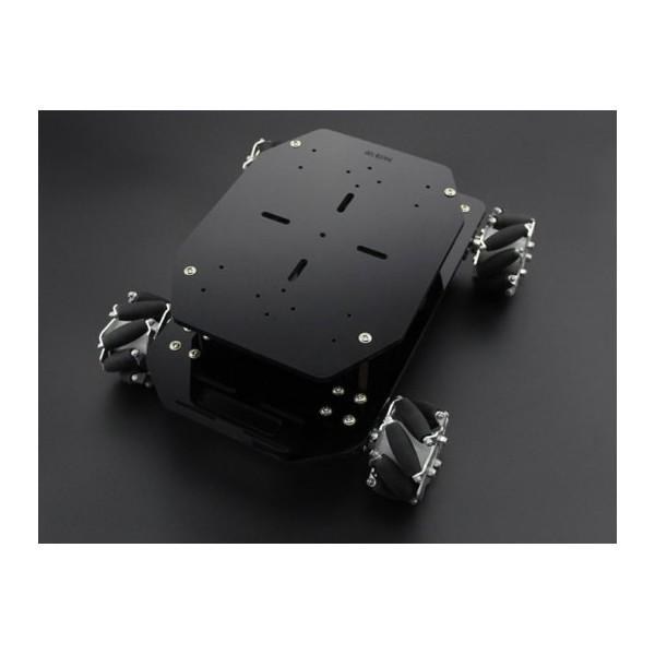 4WD Mecanum Wheel Mobile Robot Kit