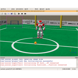 Webots for NAO - 1 user license