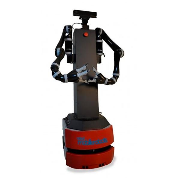 Pioneer Manipulator platform with robotic arms
