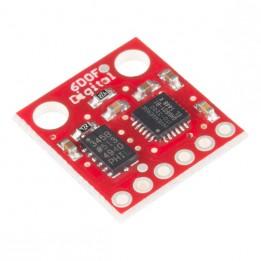 Inertialeinheit-Sensor mit 6 Freiheitsgraden - ITG3200/ADXL34