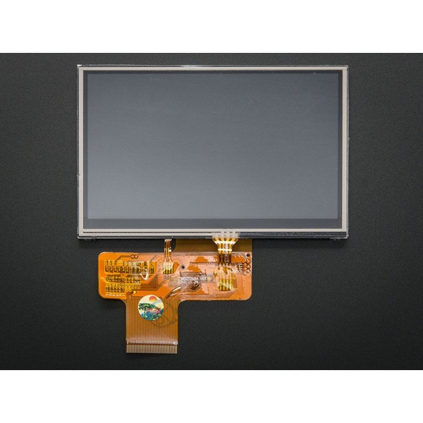 "40-pin 480x272 4 3"" TFT Touch Screen"