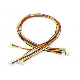 Câbles 4 pins Grove 40cm (Pack de 5)