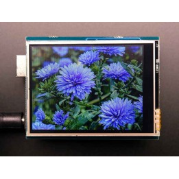 "2.8"" TFT Resistive Touchscreen for Arduino"