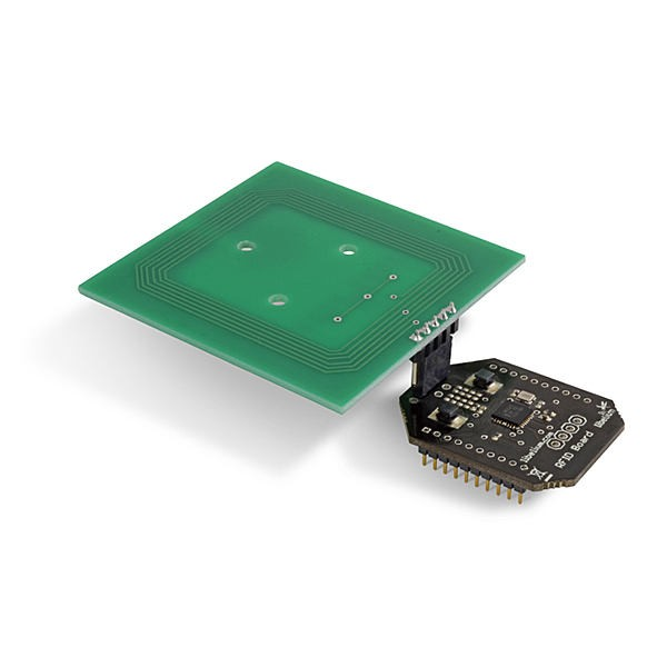 RFID 13.56 MHz / NFC module for Arduino