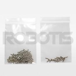 Set de vis - ROBOTIS MINI Screw Set
