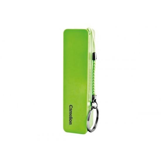 Kompaktes tragbares Li-Ion USB Ladegerät 2000 mAh