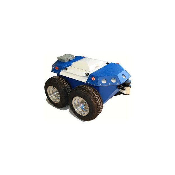 Seekur Jr mobile robot
