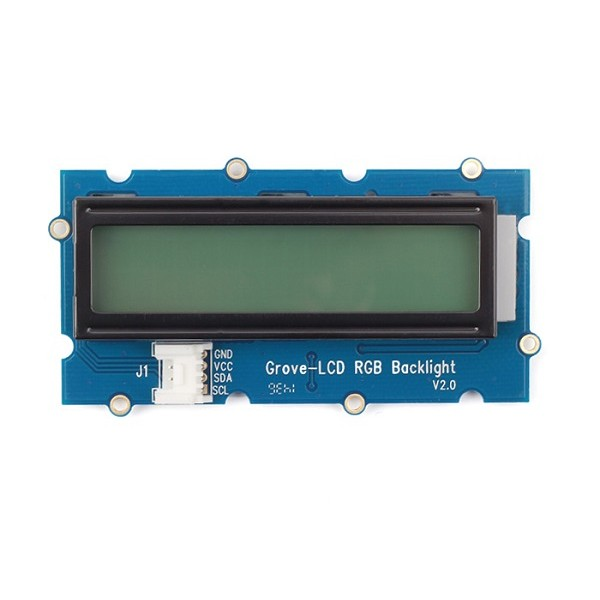 Afficheur LCD RGB Grove