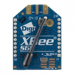 XBee WiFi Module with Wire Antenna