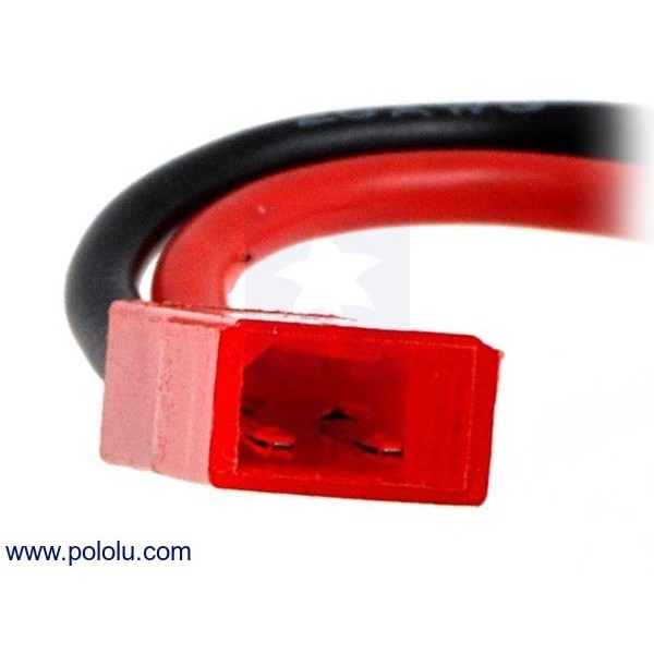 JST RCY Connector Pack, Male