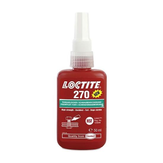 LOCTITE - 270 50ML - ADHESIVE, LOCTITE, 270, 50ML