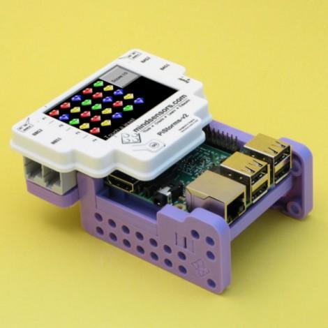PiStorms Base Kit - Raspberry Pi Brain for LEGO Robot