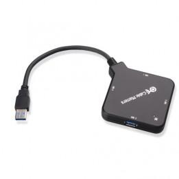 Ultra-Mini USB-Hub 4 Ports 3.0