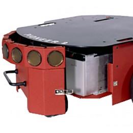Batteries pour Pioneer DX/AT et PeopleBot
