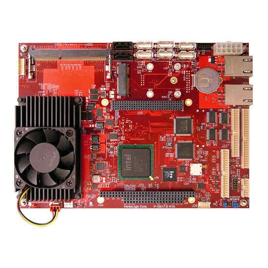 Embedded PC Board for Pioneer