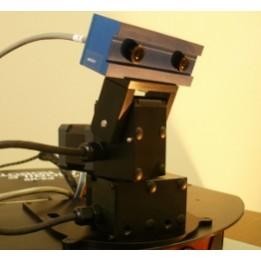MobileRanger Premium Black and White Manual-Tilt Stereo Vision System