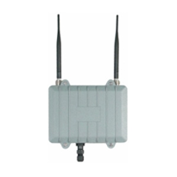 Wireless Ethernet Connection for Seekur Jr
