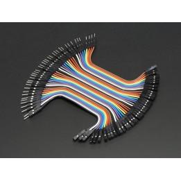 Nappe de 40 câbles Jumper premium (75mm)