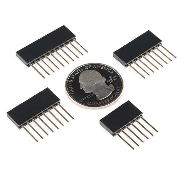 Kit de connecteurs empilables pour Arduino R3