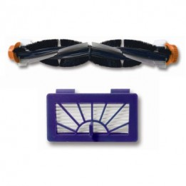 Brush & Filter pack for Neato vacuum cleaners
