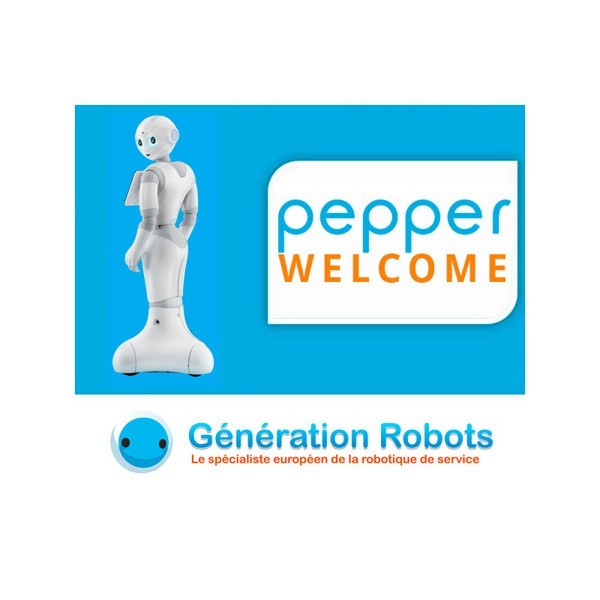 Application Pepper Welcome