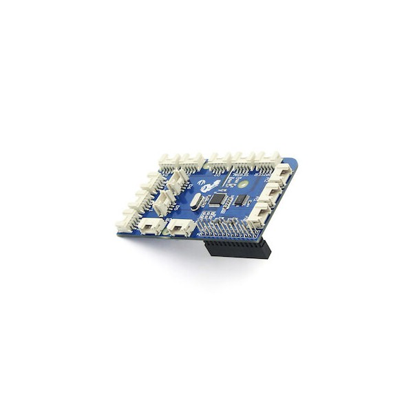 GrovePi Sensor Interface module for Raspberry Pi