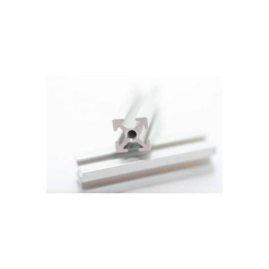 600mm clear anodised MakerBeam (x1)