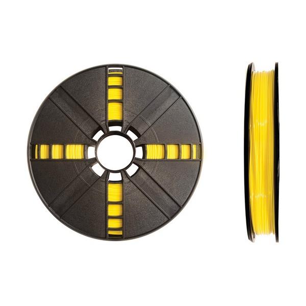 PLA Filament True Yellow diameter 1.75 mm/900g (2 lb) by MakerBot