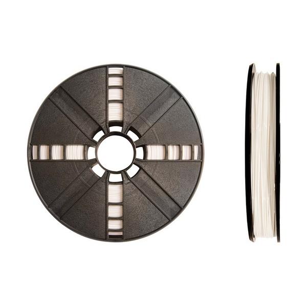Filament PLA blanc diamètre 1,75 mm/900g de MakerBot